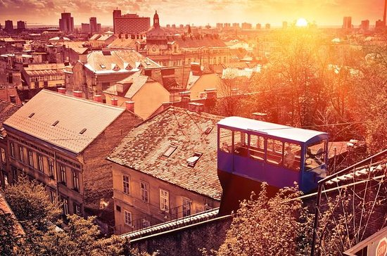 Feel the Pulse of the City - Zagreb...
