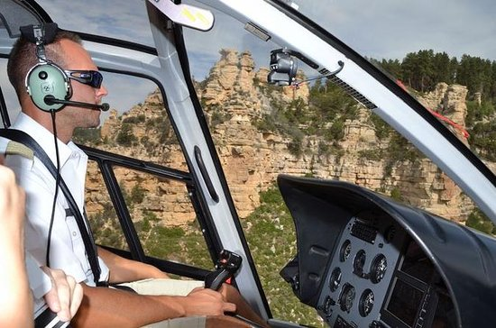 Grand Canyon Helicopter Tour from...
