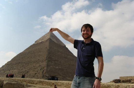 Viagem Privada com Guia às Pirâmides...