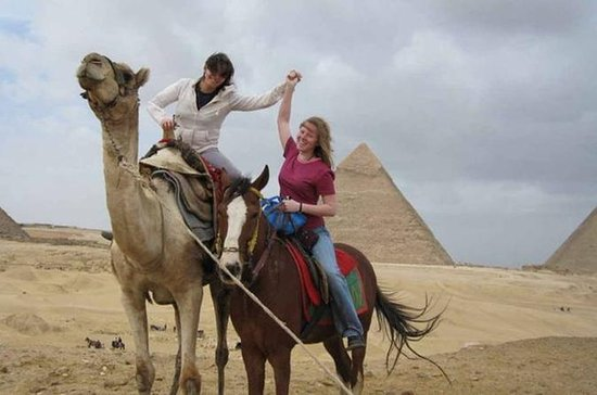 Private Guided Day Tour: Giza...
