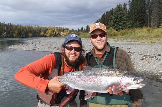 Middle Kenai River Full-Day Fishing...