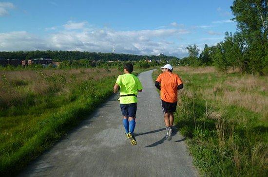 Jogging guidé personnalisé dans Prague