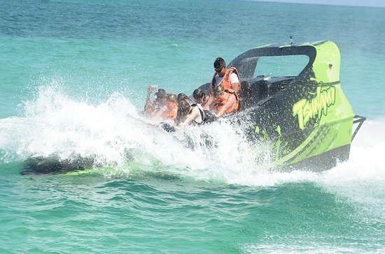 Cancun 30-Minute Jet Boat Adventure