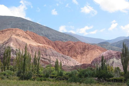 4-Day Trip to Salta by Air from...