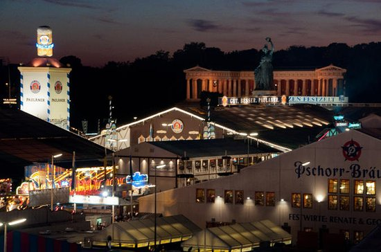 7-Day Munich Oktoberfest and Best of...