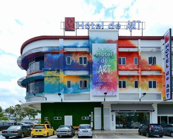 Hotel de Art @ i-City