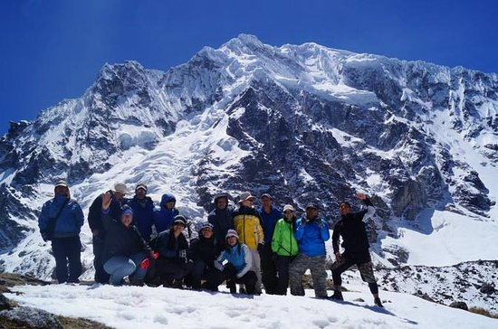 Salkantay Trek to Machu Picchu: 4-Day...