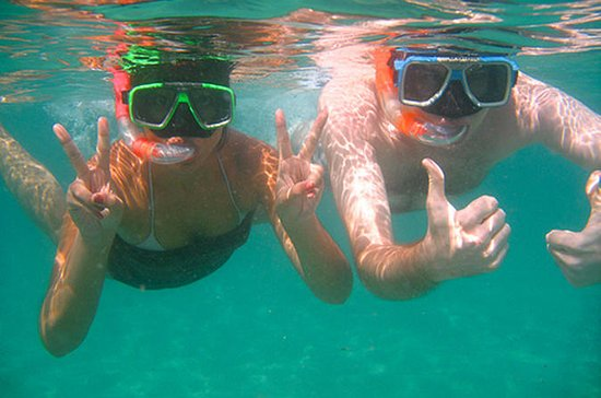 Glass-Bottom Boat Ride and Snorkel...