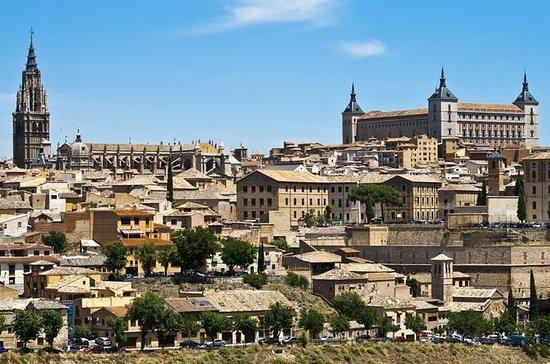 Toledo bussresa från Madrid