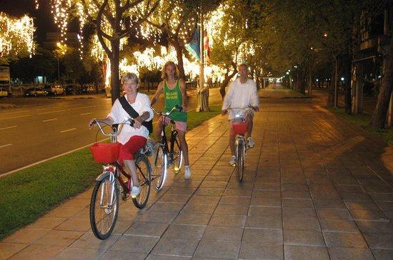 Visite de nuit de Bangkok en vélo