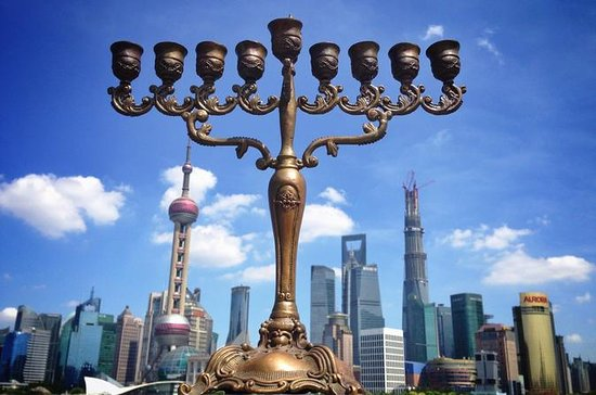 Tour of Jewish Shanghai led by a ...
