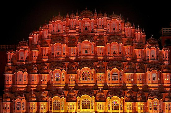 Evening Excursion: Guided Jaipur...