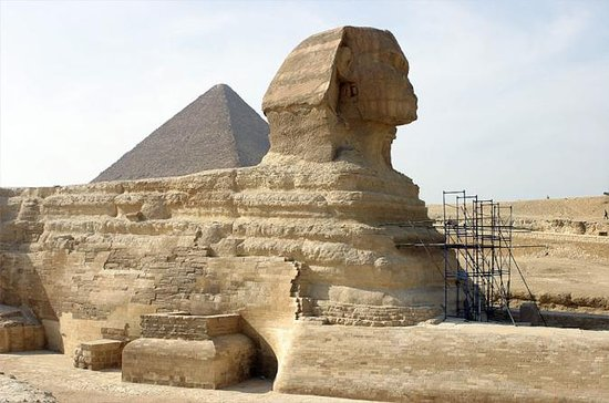 Giza Pyramids and Sphinx Day Tour...