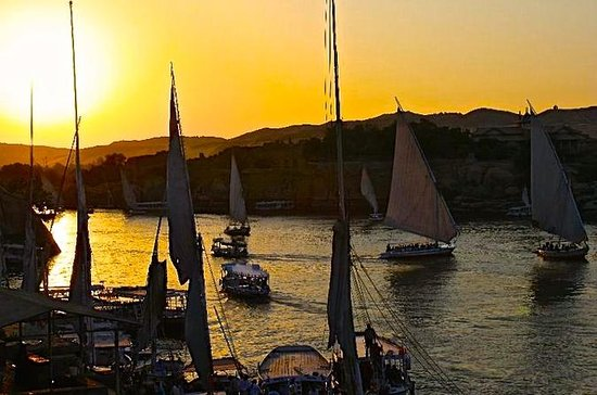 1-Hour Felucca Sunset Sail on the...