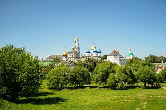 Private Day Trip to Sergiev Posad...