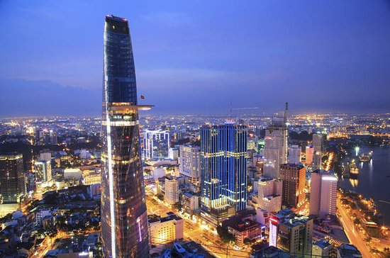 Bitexco Financial Tower: Saigon...