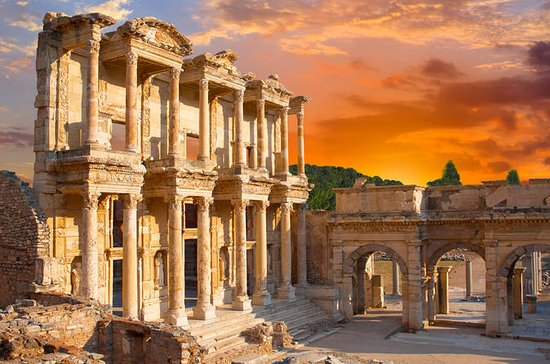 Private Half-Day Shore Excursion from Kusadasi: Ephesus, Temple of...