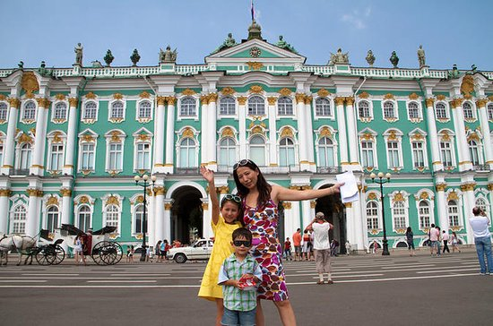 St Petersburg Private Custom Day Tour