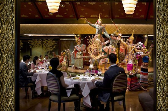 Private Thai Dinner and Dance at Sala...