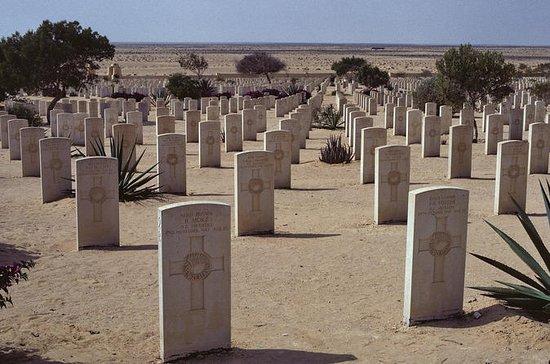 Private Tagestour ab Kairo zum WWII...