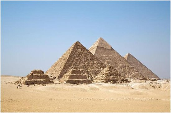 Private Giza Pyramids and Cairo...