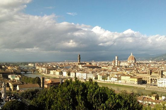Florence Private Walking Tour with ...