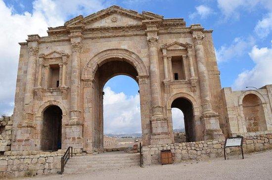 Private Amman, Jerash, and Dead Sea...