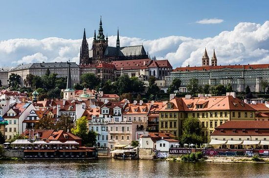 Prague Walking Tour: Old Town, Vltava...