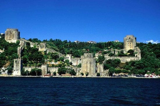 Istanbul Bosphorus Cruise and Sightseeing Tour