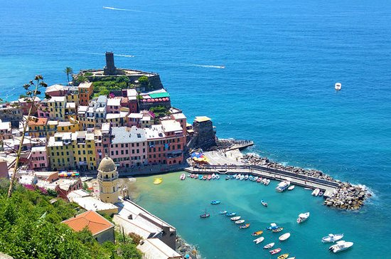 Private Tour: Cinque Terre Day Trip...