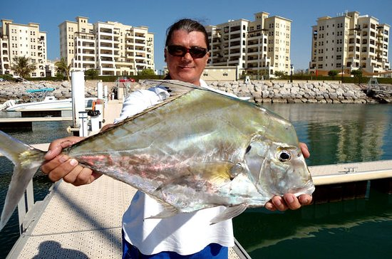 Privat Deep Sea Fishing Trip i Dubai