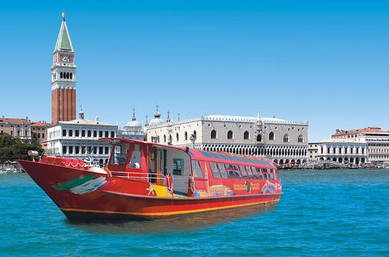 Venice City Sightseeing Hop-On...