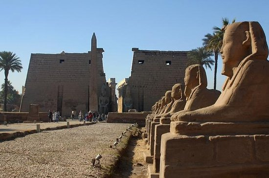 Luxor by Plane One Day Tour vanuit ...