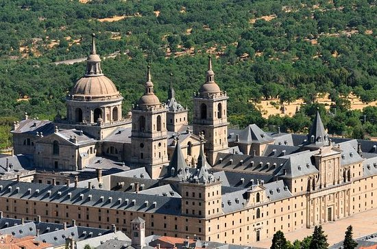 El Escorial, Valley of the Fallen and...