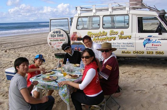 Stradbroke Island 4WD Day Trip from...