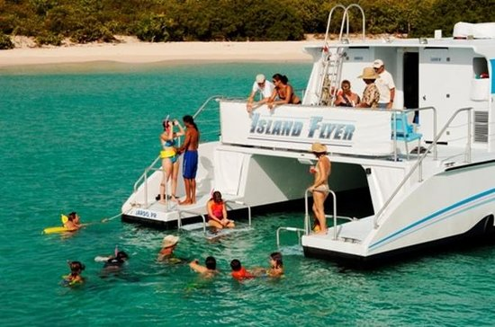 Culebra Day Trip by Catamaran from Fajardo