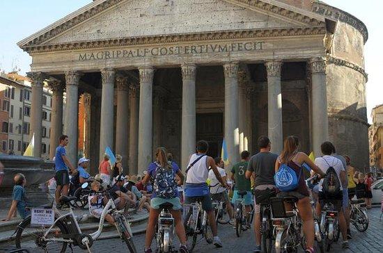 Roma på egen elektrisk sykkel