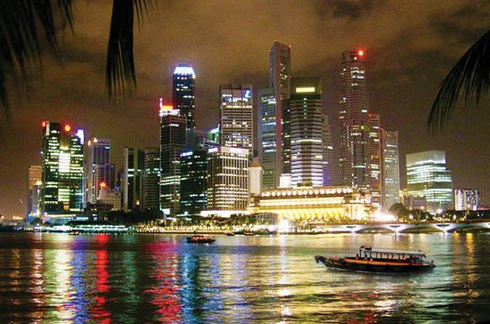 Singapore Night Tour with Gardens by...
