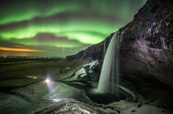 Southern Iceland Glaciers, Waterfalls...
