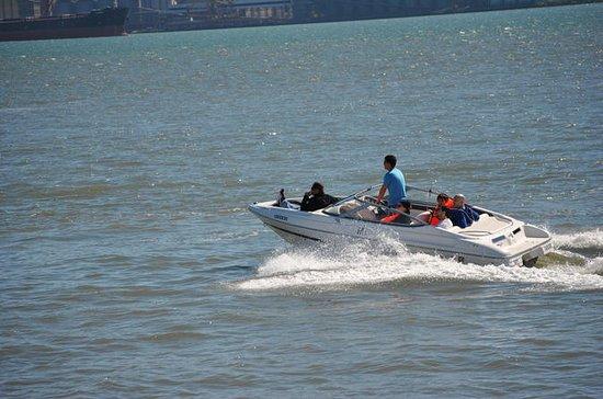 Aluguel de barco a motor em Lisboa