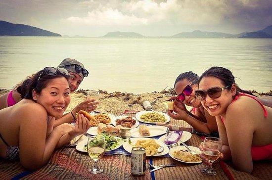 Private Beach Picnic op Koh Samui