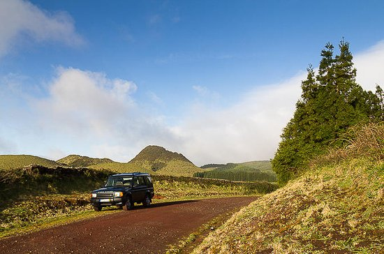 4x4 Terceira Island Tour Including...