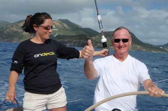 Antigua Yacht Sailing Lessons with...