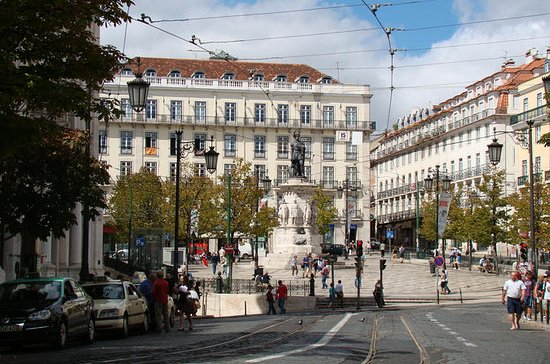 Lisbon 3-Hour Bohemian Walking Tour...