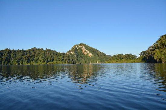 帕伦克的Metzabok泻湖一日游