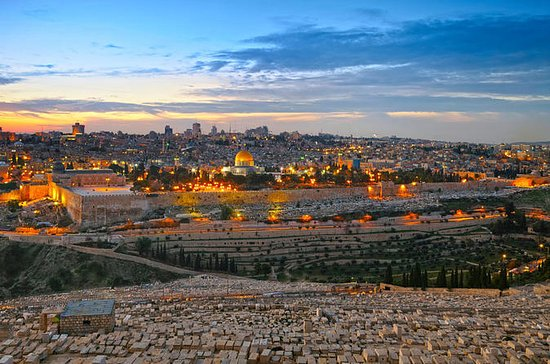 Jerusalem Old New Cities Tour from...