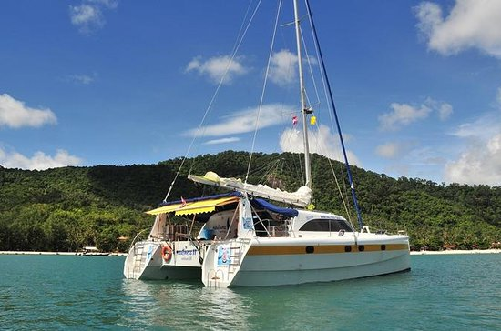 Full-Day Private Catamaran Charter...