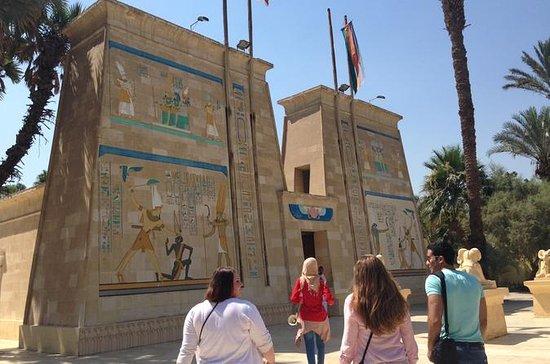 Tour privado a la aldea faraónica en...