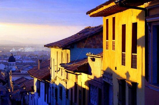 Tour historique privé de Bogotá