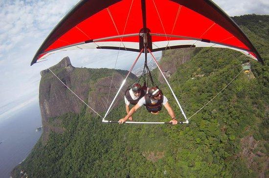 Drachenflugerlebnis in Rio de Janeiro